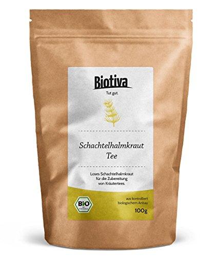 Schachtelhalmkraut (Bio,100g) | Zinnkraut | hochwertigste Qualität | Bio-Kräuter-Tee | kann bei leichten Harnwegserkrankungen helfen