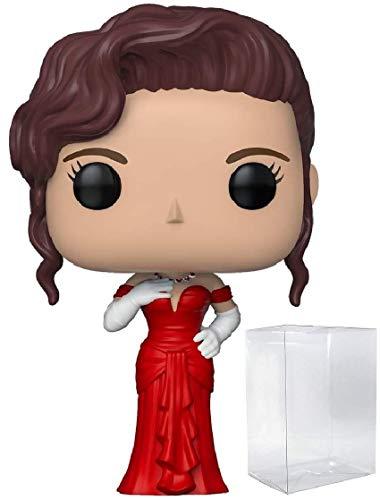 - Funko Movies: Pretty Woman - Vivian (Red Dress) Pop! Vinyl Figure (Includes Compatible Pop Box Protector Case)