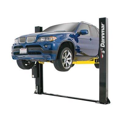 2 post car lift low ceiling  Amazon.com: - Dannmar 2-Post Low Ceiling Wide Floorplate Lift ...
