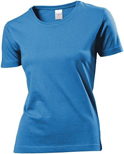 Stedman Klassisches T-Shirt ST2600, Farbe:Light Blue;Größe:XL XL,Light Blue