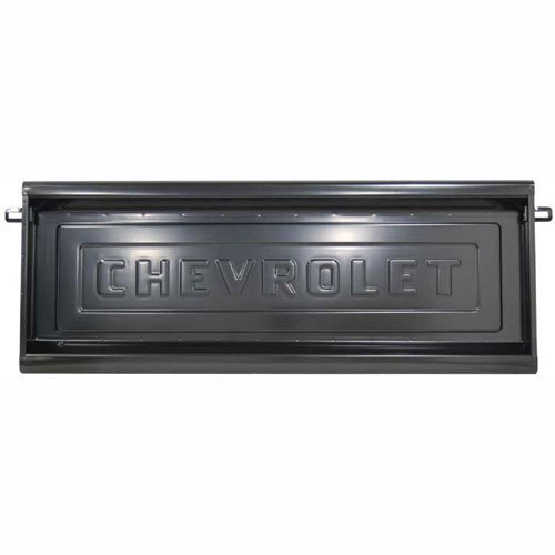 Tailgate w/ Chevrolet Letters - 54-87 Chevy GMC Truck Stepside