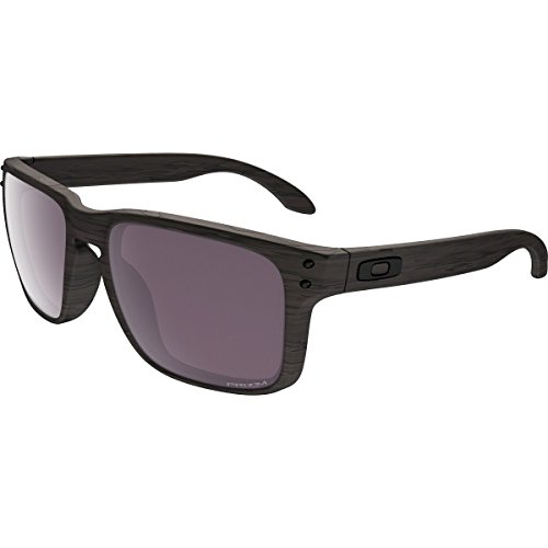 Oakley Holbrook Sunglasses, Woodgrain, One - Sunglass Oakley Hut