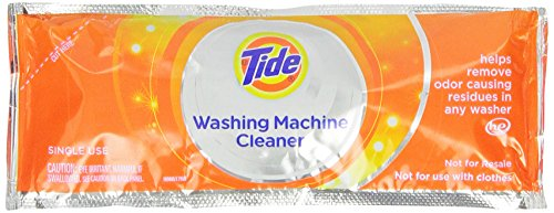 (Tide Washing Machine Cleaner, 7-count Single Use)