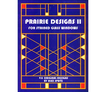 Prairie Designs 2 - Stained Glass Pattern Book