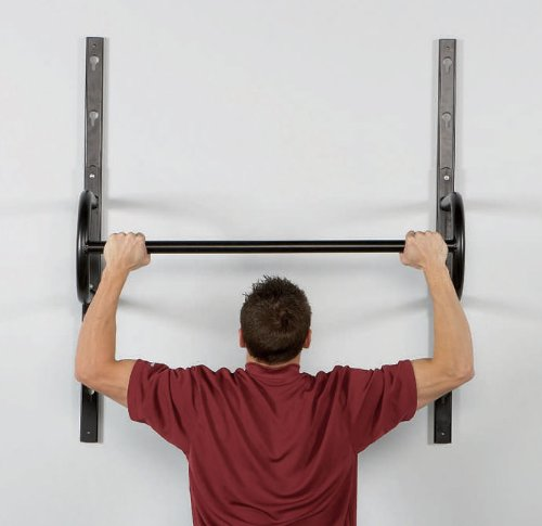 40'' Adjustable Wall Mount Chin Up Bar by Perform Better