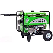 Lifan Energy Storm ES8000E-CA 8000 Watt Lifan 15 HP 420cc 4-Stroke OHV Gas Powerd Portable Generator with Electric...