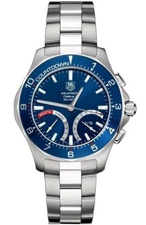 8963b576696 Amazon.com  TAG Heuer Men s CAF7110.BA0803 Aquaracer Calibre S ...