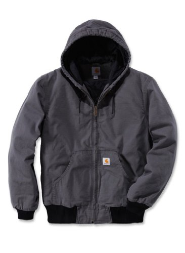 Ripstop Active Jacket - Farbe: Gravel - Größe: L