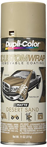 Dupli-Color CWRC851 Custom Wrap - 11 fl. oz.