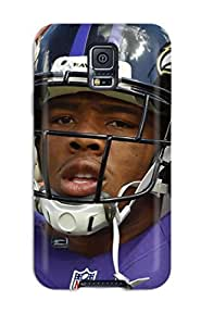 Galaxy S5 Case Slim [ultra Fit] Ray Rice Protective Case Cover wangjiang maoyi by lolosakes