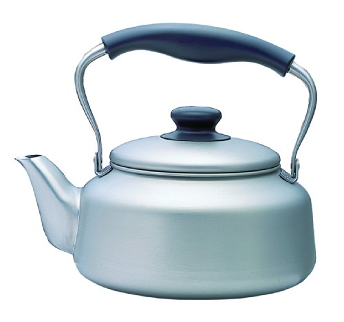 Kettle Yanagi Sori -matte finish -Made in Japan -