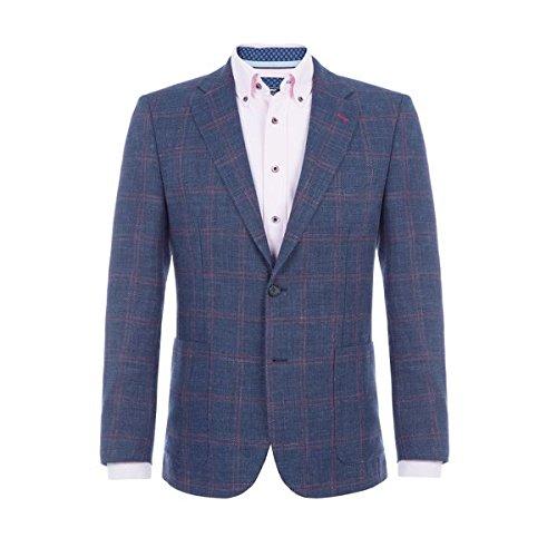 [ポールコステロ] メンズ ジャケット&ブルゾン Donn Checked Wool Jacket [並行輸入品] B07F3597JV 48 Regular