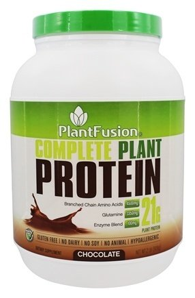 - PlantFusion, Complete Plant Protein, Chocolate Raspberry, 2 lbs (908 g) - 2pc