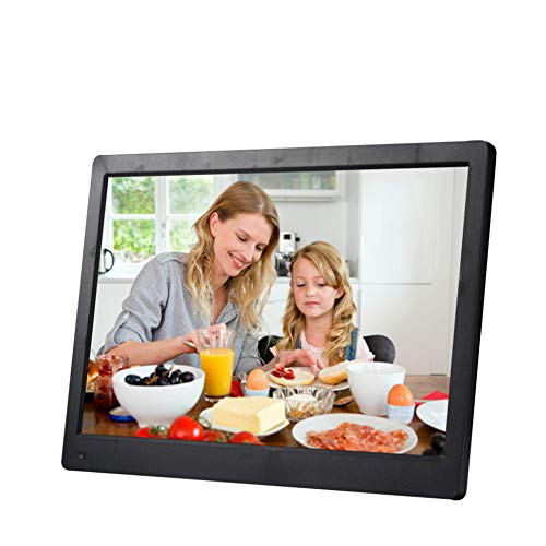 WAWRR Digital Frame, 17.3 inches high Definition Advertising Machine Digital Photo Frame 1080P Wall Hanging/Elevator Advertising Machine ()