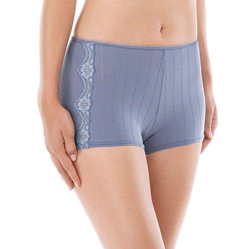 Calida Etude Panty, Bragas Altas para Mujer Blue (Blue Granite 316)