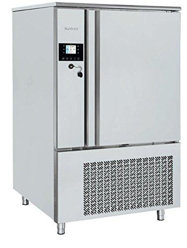 Abatidor y congelador de temperatura Infrico ABT10 2S: Amazon.es ...