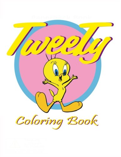 Tweety Coloring Book: Coloring Book for Kids and Adults 30 illustrations (Perfect for Children Ages 3-5, 6-8, 8-12+)