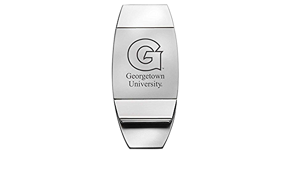LXG Georgetown Hoyas Money Clip