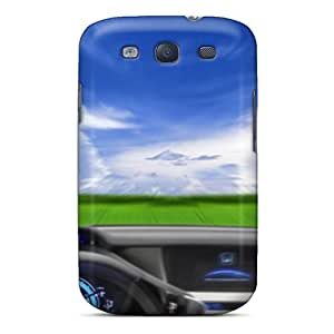 Faddish Speed Car Nitro Case Cover For Galaxy S3