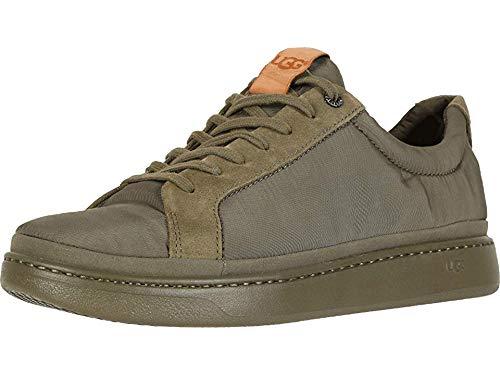 UGG Men's CALI Sneaker Low MLT, military green, 10 Medium US (Green Men Uggs)