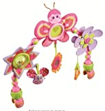 Game / Play Princess Butterfly Tiny Love Take-Along Arch, rattels, toy, baby, carseat, stroller, car, seat Toy / Child / Kid by WE-R-KIDS