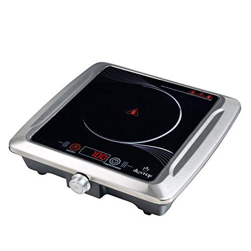 Duxtop Ceramic Infrared Cooktop Radiant Burner Digital Control