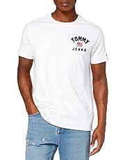 Tommy Jeans Heren TJM Borst Logo Tee T-Shirt