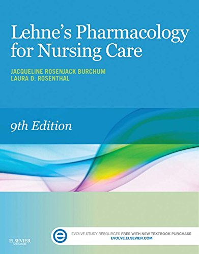 Lehne's Pharmacology for Nursing Care Pdf