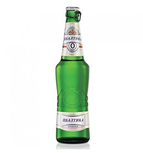 (Baltika #0 Russian Beer Non-Alcoholic