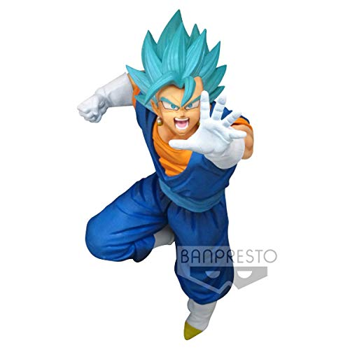 Figure Dragon Ball Super Chosenshiretsuden Vol. 5 - Super Saiyan God Super Saiyan Vegetto Ref. 20191/20192, BANDAI BANPRESTO