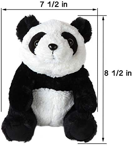 office products, office furniture, lighting, furniture accessories,  door stops 2 on sale Lily's Home Cute Decorative Panda Weighted Interior deals