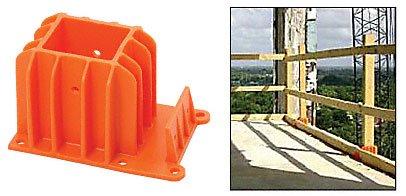 CRL Safety Guard Rail Base System (Guard Rail Systems)