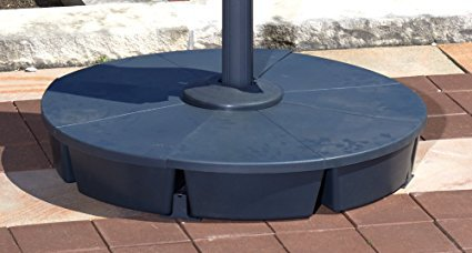 Blue wave umbrella base weights