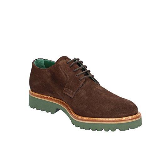 Shoes Elegant Men Di Mella Suede Brown FEqzZz6wU
