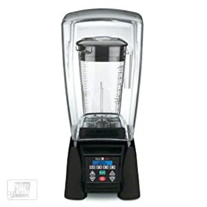 Waring (MX1500XTX) - 64 oz Blender w/ Programmable LCD Display and Sound Enclosure