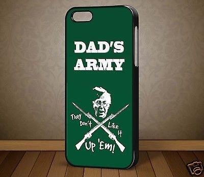 Dad's Army D2 Jones Don't Like It Up 'Em – pour iPhone et Samsung Coques Iphone 4/4S (Noir)