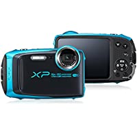 Fujifilm FinePix XP120 Sky Blue (Refurb)