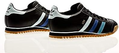 Core Black-Sky Tint-Team Royal Blue adidas Originals Rom