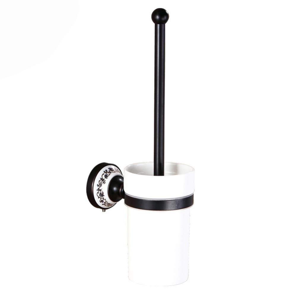 marca en liquidación de venta GZF Escobilla Escobilla para Inodoro Inodoro Inodoro de Cobre Europea de baño de tocador de Inodoro con escobilla de Limpieza de cerámica Taza para Inodoro escobilla de baño  Para tu estilo de juego a los precios más baratos.