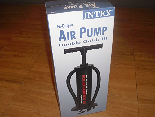 High-Output Air Pump - Double Quick III by Intex