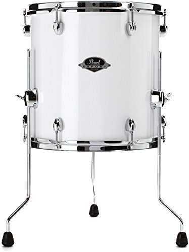 Pearl Export EXX Floor Tom - 14 Inches X 14 Inches, Pure White
