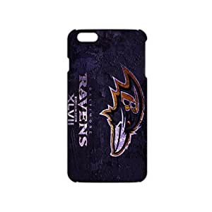SHOWER 2015 New Arrival baltimore ravens 3D Phone Case for iphone 6