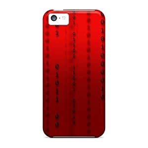 Awesome Cases Covers/iphone 5c Defender Cases Covers(nice 3d Red)