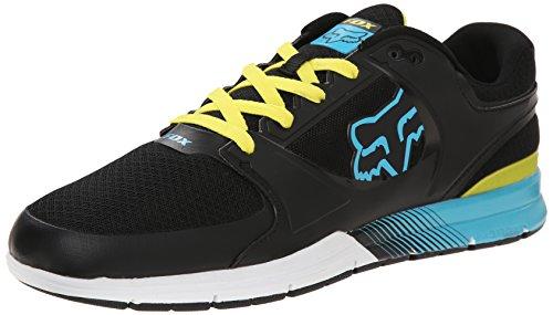 887537904335 - Fox Men's Motion Concept Cross-Training Shoe, Black/Blue, 11 M US carousel main 0