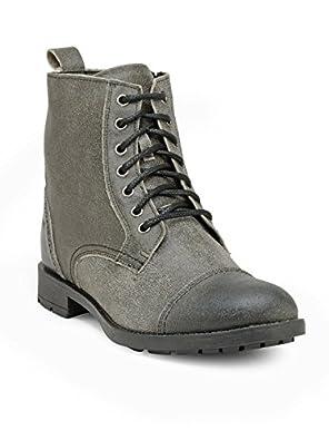 Franco Leone Men's Leather Boots Men's Boots at amazon