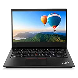 Image of the product Lenovo ThinkPad Edge E480 that is listed on the catalogue brand of Lenovo.