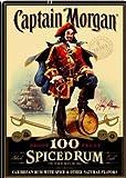 Captain Morgan Spiced Rum, 50 ml, 70 Proof