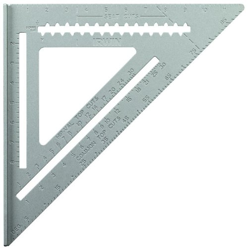 Square Rafter 12 Inch Aluminum