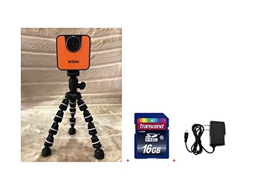 Brinno WiFi HDR Time Lapse Camera TLC120 + Smartec Flexible