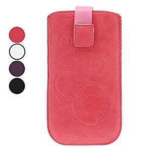 Bubble Pattern Pu Leather Full Body Case with Buckle for Samsung Galaxy S4 I9500 (Assorted Colors) --- COLOR:Green
